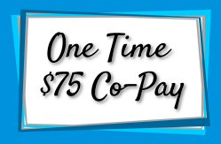 One Time Co-Pay