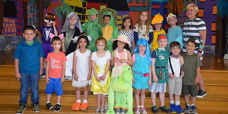 From Page to Stage – FJC Students Bring Beloved Characters to Life