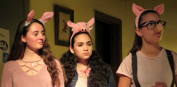 HS Spring Pocket Theater Production Slideshow