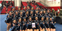Cheer Continues to Impress photo