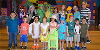 From Page to Stage – FJC Students Bring Beloved Characters to Life photo