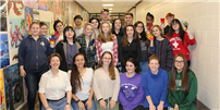 Congratulations National Art Honor Society Inductees photo  thumbnail142824