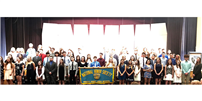 Rocky Point Inducts National Honor Society Members